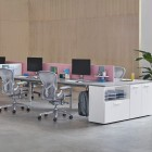 Aeron, Aeron Chairs with Layout Studio