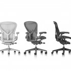Aeron, Aeron Chairs Adjustable PostureFit SL
