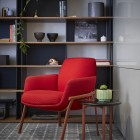 Poppy, Poppy Lounge Chair